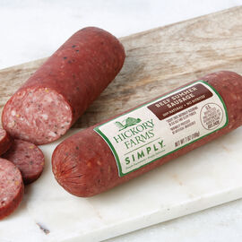 Simply Natural Beef Summer Sausage 2 Pack